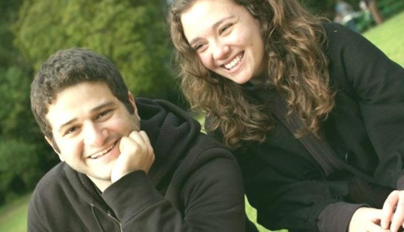 Đồng sáng lập Facebook Dustin Moskovitz và vợ Cari Tuna.