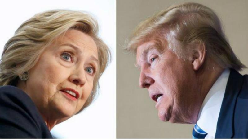 Trump đánh bóng thành tích chính trị cạnh tranh bà Clinton - ảnh 2