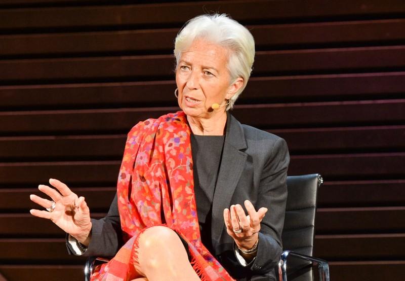 Tổng Giám đốc IMF Christine Lagarde dù là người cứng cỏi nhưng cũng là một phụ nữ giàu lòng trắc ẩn.