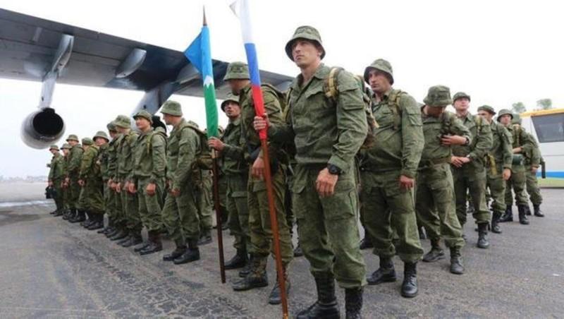 Lính Nga đến TP Rawalpindi (tỉnh Punjab, Pakistan) ngày 23-9 để tham gia tập trận chung với Pakistan vào ngày mai.