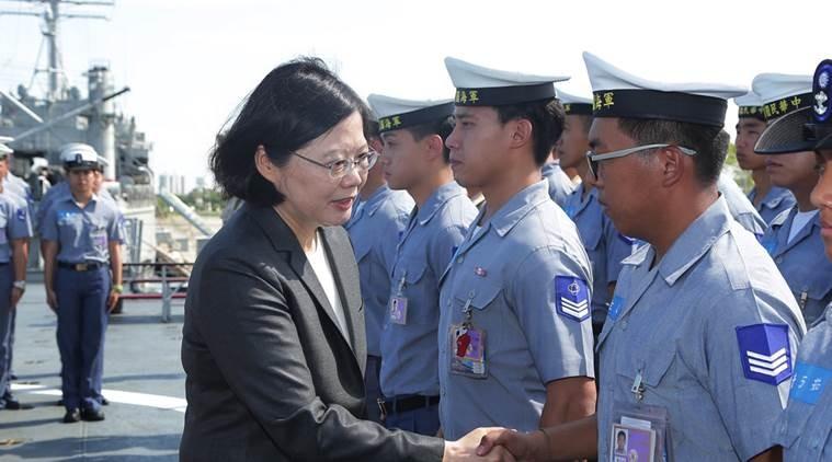 Lãnh đạo Đài Loan Thái Anh Văn cho biết bà muốn hợp tác với Nhật.