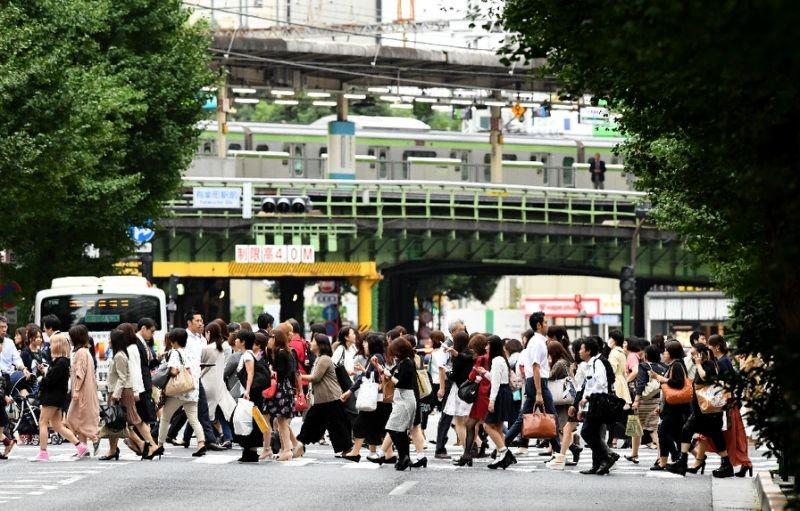 Tại Nhật, cứ 5 người thì có 1 người chết vì làm việc quá sức.