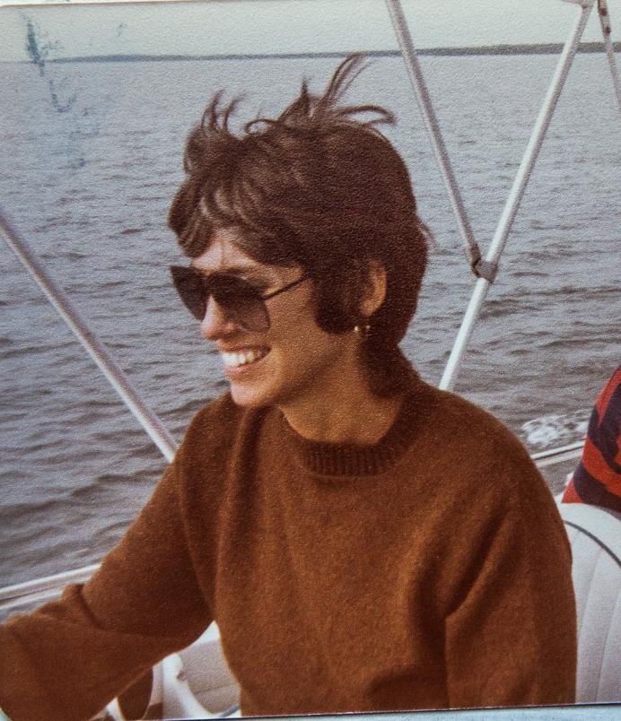 Bà Jessica Leeds thời điểm năm 1978.