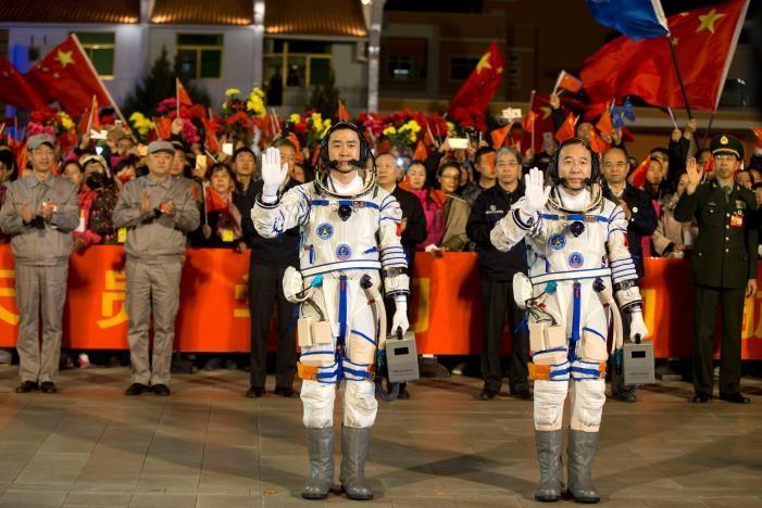 Trung Quốc có kế hoạch xây dựng một trạm không gian vào năm 2022.