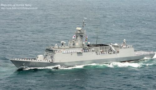 Hai tàu khu trục mới của Philippines sẽ được mô phỏng theo tàu khu trục lớp Incheon của hải quân Hàn Quốc.