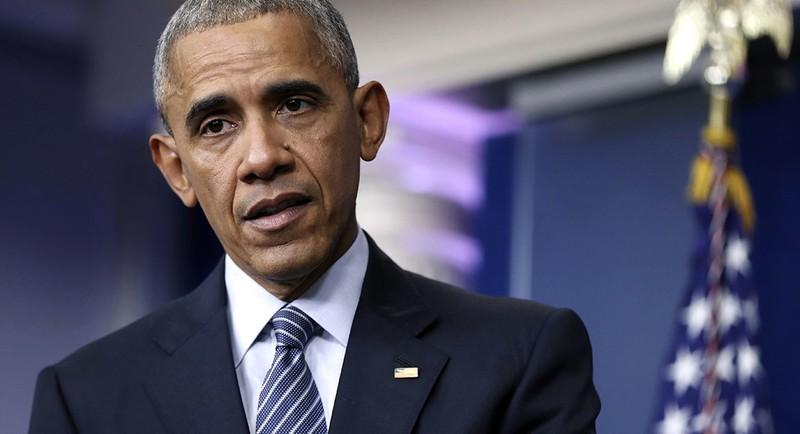 Tổng thống Obama họp báo tại Nhà trắng ngày 14-11.