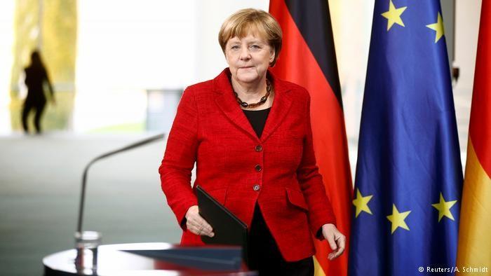 Bà Angela Merkel sẽ tranh cử Thủ tướng nhiệm kỳ thứ tư.
