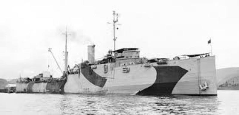 Tàu USS Oglala hồi sinh sau hơn 2 năm sửa chữa. Ảnh: WIKIPEDIA