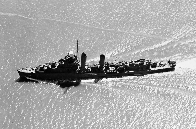13 tàu chiến Mỹ sống lại sau trận Trân Châu Cảng - ảnh 18