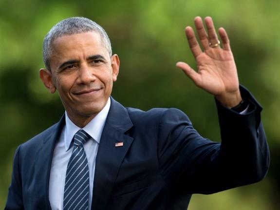 Tổng thống Obama sẽ phát biểu tạm biệt tại Chicago (Illinois) ngày 10-1 tới. Ảnh: AP