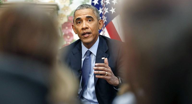 Tổng thống Obama nhận trách nhiệm về thất bại của đảng Dân chủ trong các cuộc bầu cử trong 8 năm ông làm tổng thống. Ảnh: AP