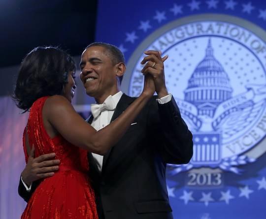 Gia đình Tổng thống Obama sẽ chính thức rời khỏi Nhà Trắng vào ngày 20-1. Ảnh: GETTY IMAGES