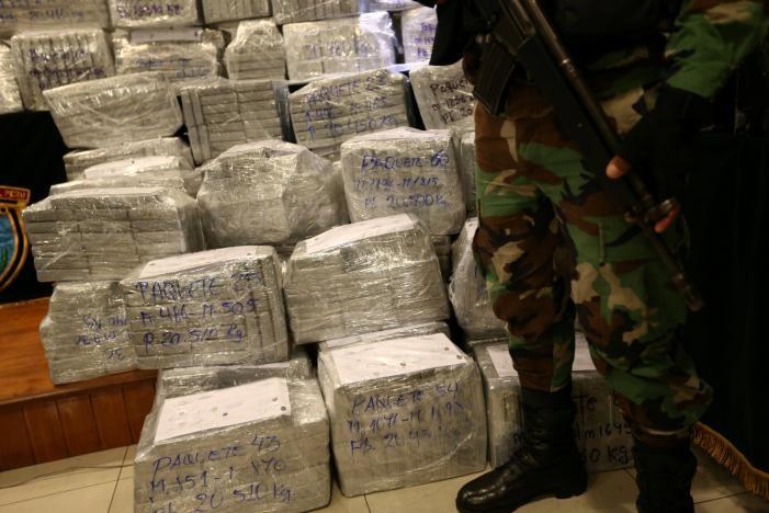 2 tấn cocaine bị bắt giữ ở Peru - ảnh 2