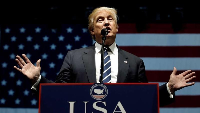 90 triệu USD đã được quyên góp cho lễ nhậm chức của ông Donald Trump. Ảnh: SCMP