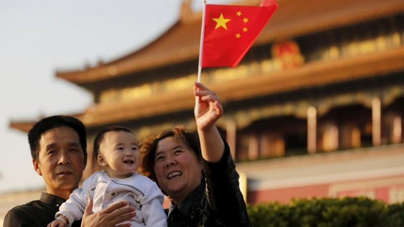 Trung Quốc đã bãi bỏ chính sách một con vào cuối năm 2015 và bắt đầu áp dụng chính sách hai con nhằm tránh tình trạng già hóa dân số. Ảnh: REUTERS