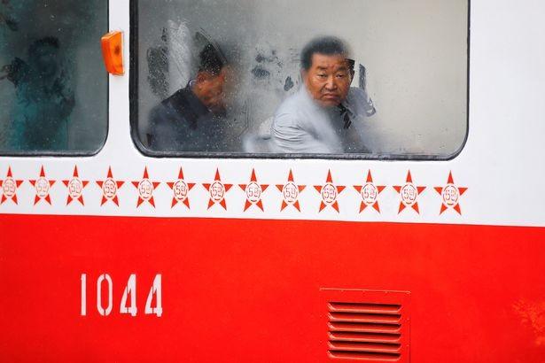 Giữa căng thẳng, Bình Nhưỡng đón mưa trong bình lặng - ảnh 2