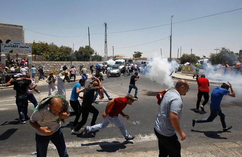 Xung đột Israel-Palestine vẫn tiếp diễn dù Thụy Sĩ đã rất nỗ lực hòa giải. Ảnh: OLTMEDIA