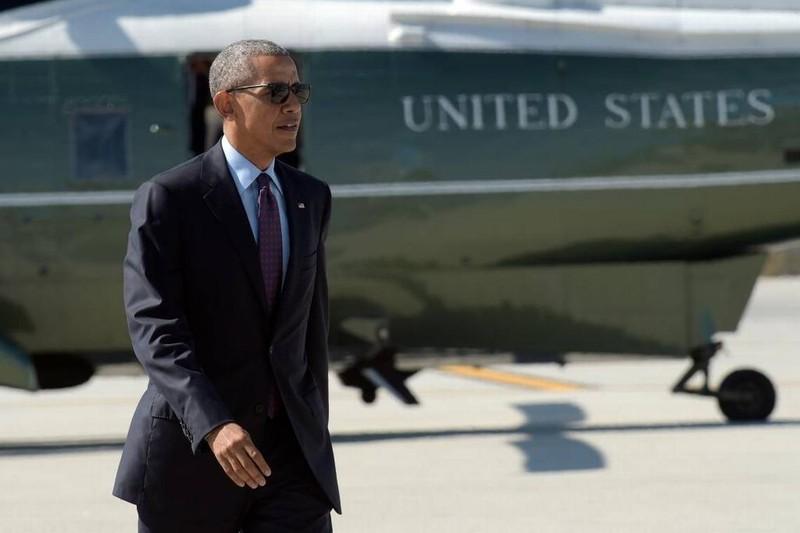 Cựu Tổng thống Barack H. Obama sẽ được đặt tên đường ở California. Ảnh: AP