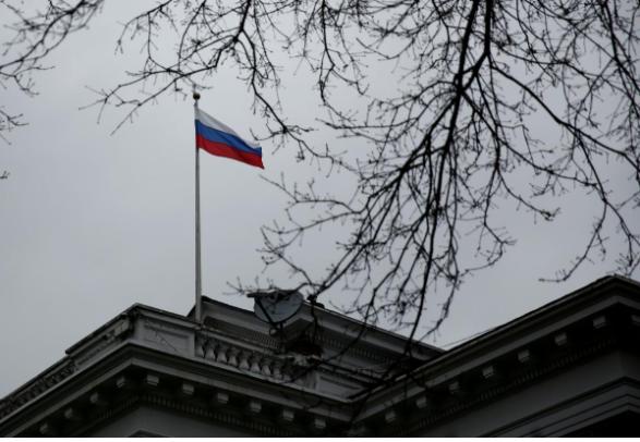 Lãnh sự quán Nga ở TP Seattle, bang Washington (Mỹ) đã bị Mỹ lệnh đóng cửa. Ảnh: REUTERS