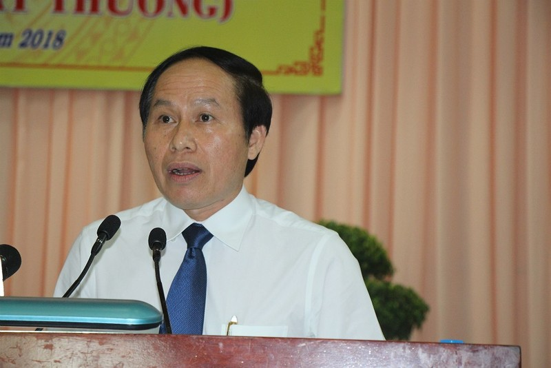 Ông Lê Tiến Châu làm chủ tịch UBND tỉnh Hậu Giang