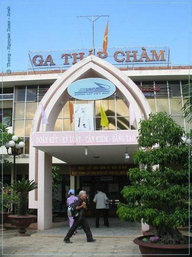 Tuyến tàu hỏa du lịch Sài Gòn - Tháp Chàm ngưng hoạt động - ảnh 1