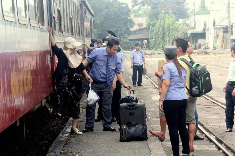 Ngày 30-6: Khai trường đôi tàu du lịch Sài Gòn - Nha Trang - ảnh 1