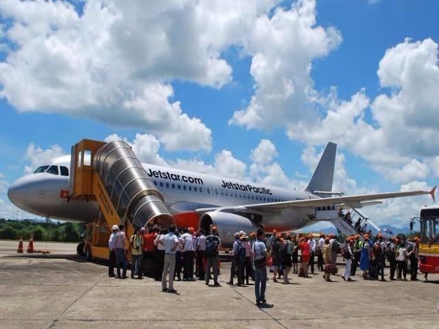 Jetstar Pacific nhận 4 máy bay Airbus A320 trong đợt đầu tiên