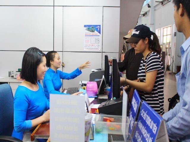 Ga Sài Gòn tăng cường thêm tàu trong dịp lễ Quốc Khánh 2-9 - ảnh 1