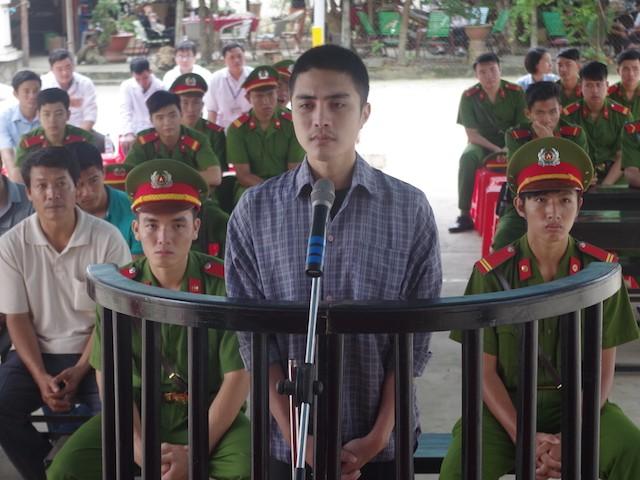 Bị cáo Vũ Hồng Hà tại phiên xét xử