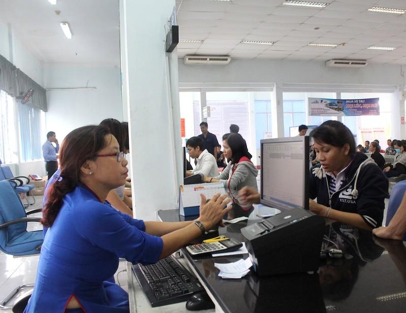 Từ ngày 10-11, ga Sài Gòn bán vé tàu tết đợt 2 - ảnh 1