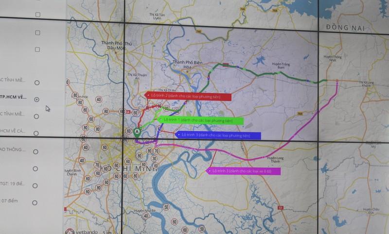 Cận cảnh trung tâm đầu não điều khiển giao thông TP.HCM - ảnh 5