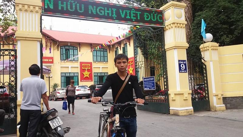 Bất ngờ chàng trai đạp xe xuyên Việt vận động hiến tạng - ảnh 2