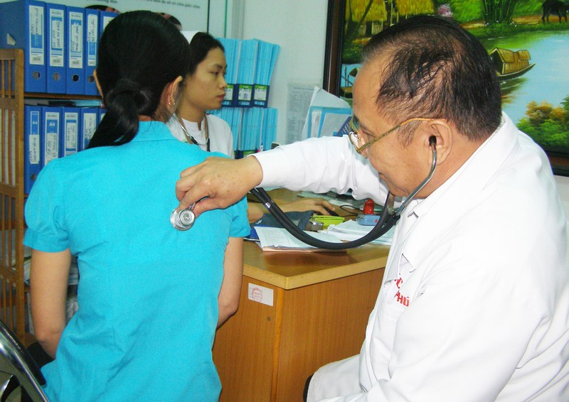 'Bệnh viện không phải nơi trị sổ mũi và nhức đầu' - ảnh 1