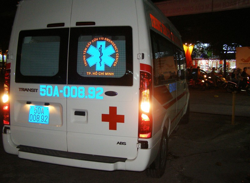 TP.HCM kiến nghị triển khai mô hình cấp cứu Paramedic - ảnh 1