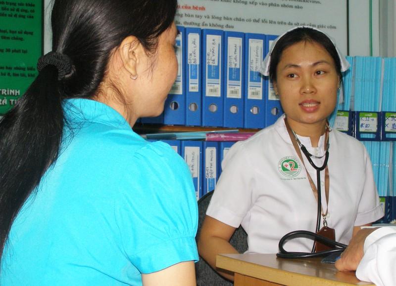 Lần đầu tiên TP.HCM tổ chức giải thưởng khám chữa bệnh - ảnh 1