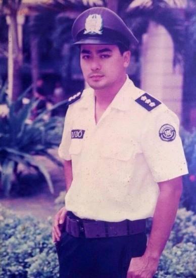 Diễn viên Nguyễn Hoàng