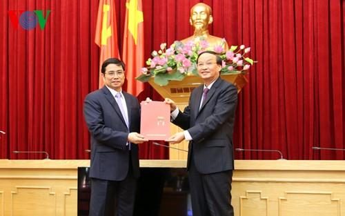 Bí thư Quảng Ninh giữ chức Phó Trưởng ban Tổ chức Trung ương - ảnh 2