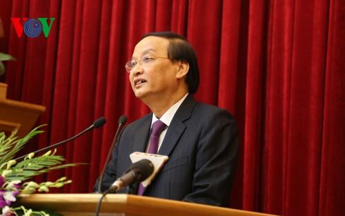 Bí thư Quảng Ninh giữ chức Phó Trưởng ban Tổ chức Trung ương - ảnh 1