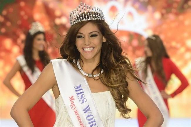 Hoa hậu Nam Phi Rolene Strauss là Hoa hậu đẹp nhất thế giới - ảnh 4