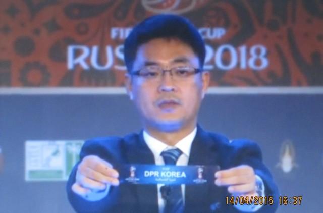 Việt Nam gặp Thái Lan tại vòng loại World Cup 2018 - ảnh 1