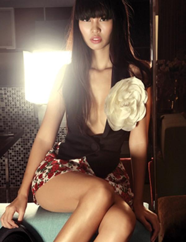 Giới người mẫu lên tiếng vụ chân dài bán dâm  - ảnh 3