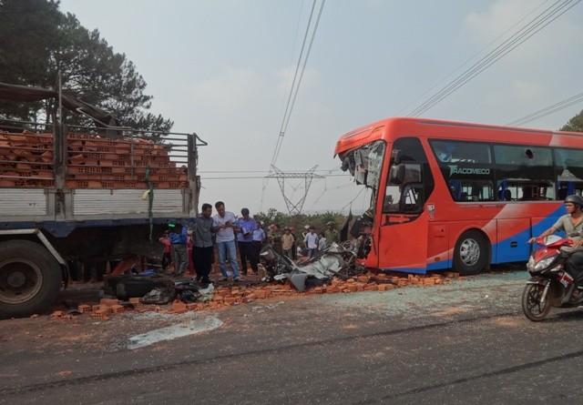 Danh tính những người tử vong và bị thương trong vụ tai nạn ở Đắk Lắk - ảnh 4