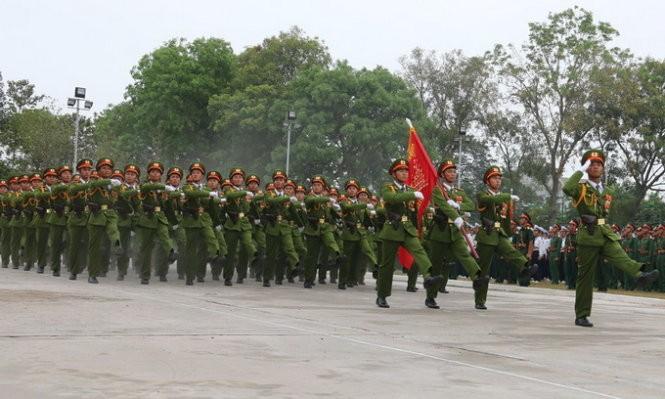 Khối Sĩ quan An ninh nhân dân