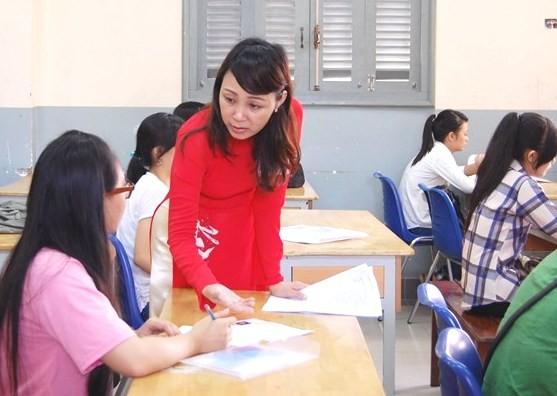 TP.HCM sẽ tổ chức thi thử kỳ thi quốc gia 2015 - ảnh 1