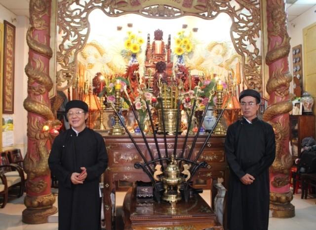 'Đền Hùng' giữa Sài Gòn của gia tộc họ Đoàn - ảnh 1