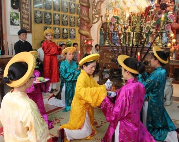 'Đền Hùng' giữa Sài Gòn của gia tộc họ Đoàn - ảnh 4