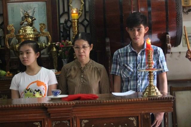 'Đền Hùng' giữa Sài Gòn của gia tộc họ Đoàn - ảnh 6