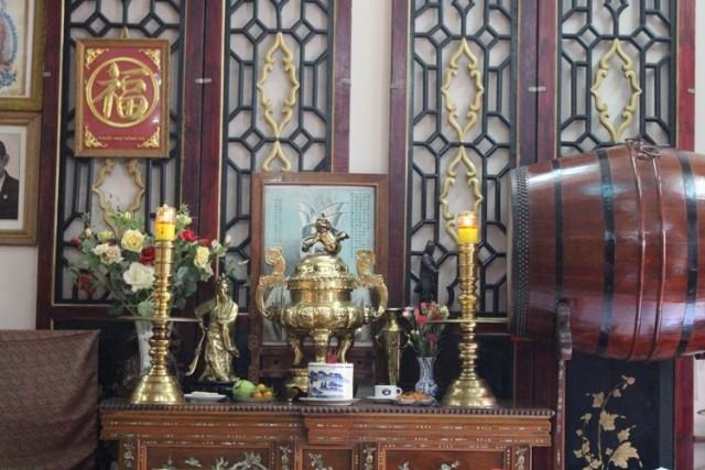 'Đền Hùng' giữa Sài Gòn của gia tộc họ Đoàn - ảnh 5