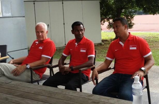 U23 Singapore quyết tâm xây dựng đội hình 'khủng' - ảnh 1