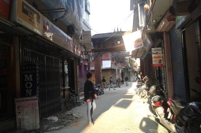 Thư Nepal: Di tản khỏi Kathmandu - ảnh 1
